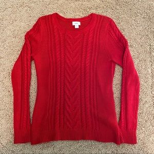 ‼️Old Navy Vintage Style Knit Sweater‼️